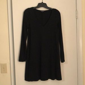 Long sleeved casual dress
